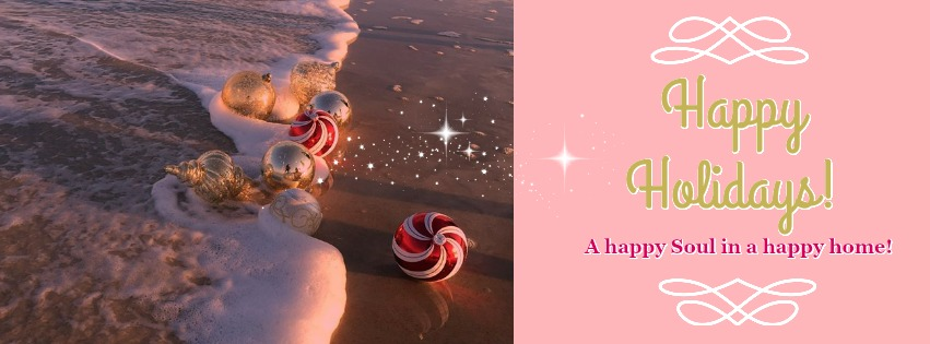 Happy holidays from Happy Life Design