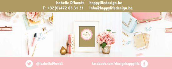 #facebook.com/designhappylife